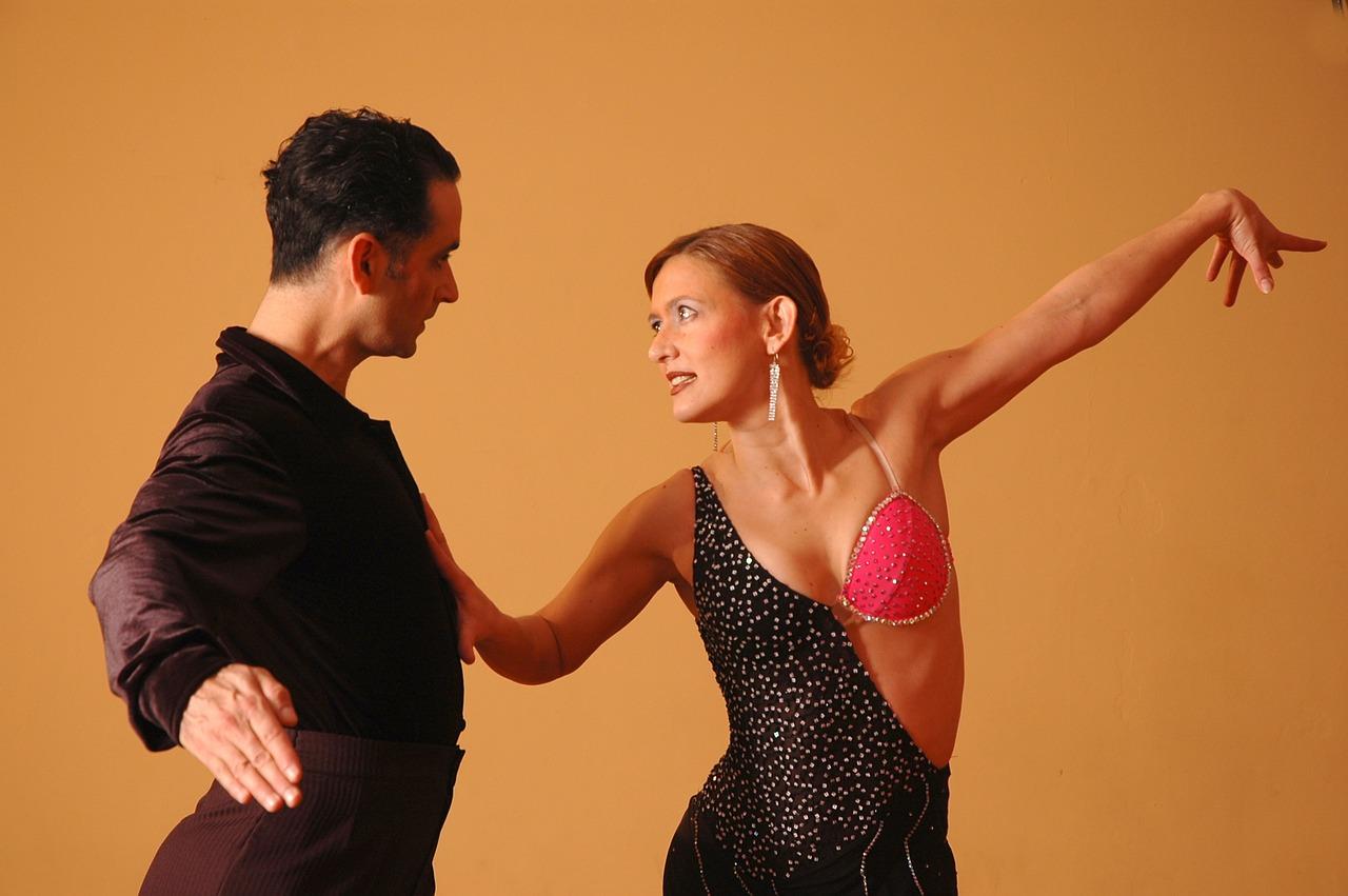 No te olvides de bailar