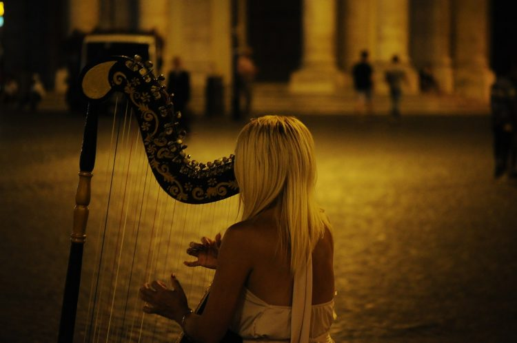"""La Música. """"El Arte de las Musas"""""""